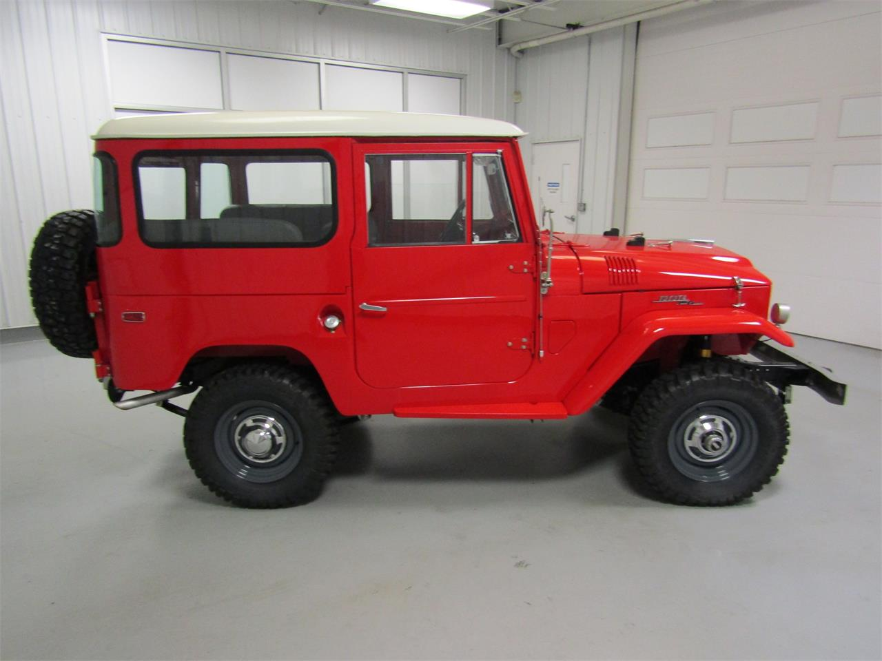 1969 toyota land cruiser fj for sale classiccars com cc 1183804large picture of 1969 toyota land cruiser fj located in christiansburg virginia offered by duncan imports