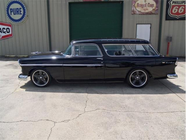 Picture of Classic 1955 Nomad located in Greensboro North Carolina Auction Vehicle - PASD