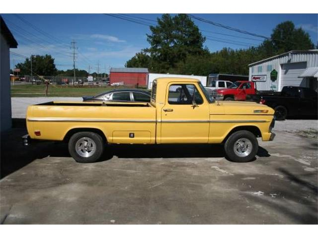 Picture of Classic '67 Ford F100 located in Cadillac Michigan Offered by  - PDFT