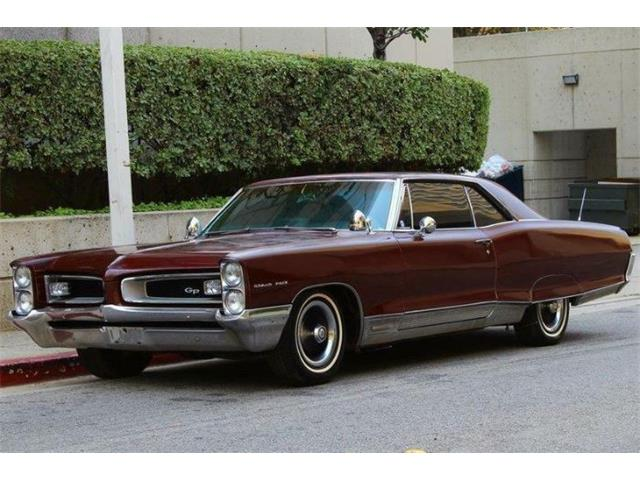 Picture of Classic 1966 Grand Prix located in Cadillac Michigan - $11,995.00 Offered by  - PDG8