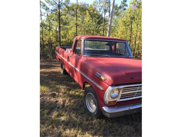 Picture of '69 F100 - PDGM