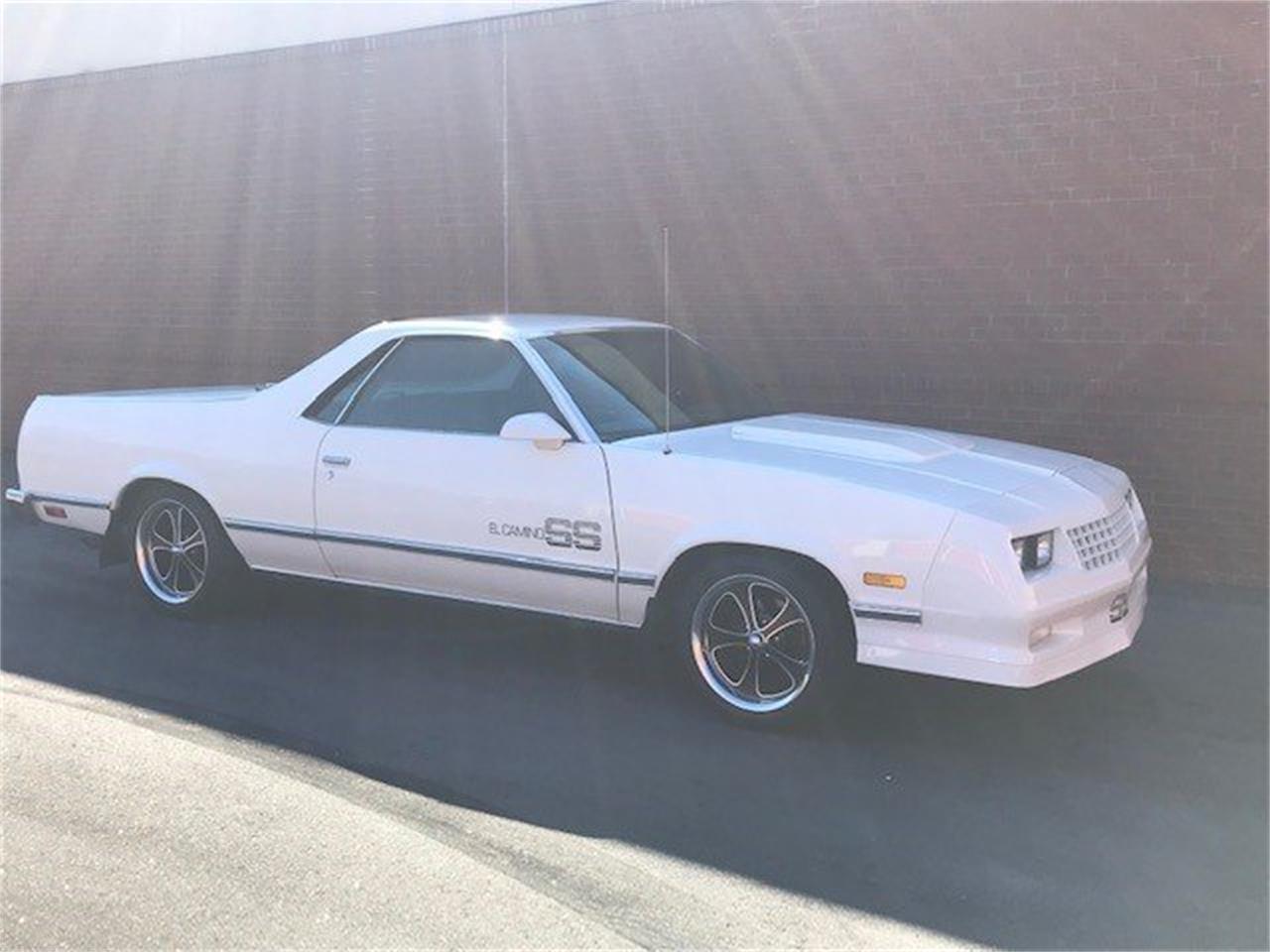 Large Picture of '87 Chevrolet El Camino - PASI