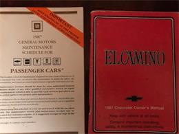 Picture of 1987 El Camino located in North Carolina Auction Vehicle - PASI