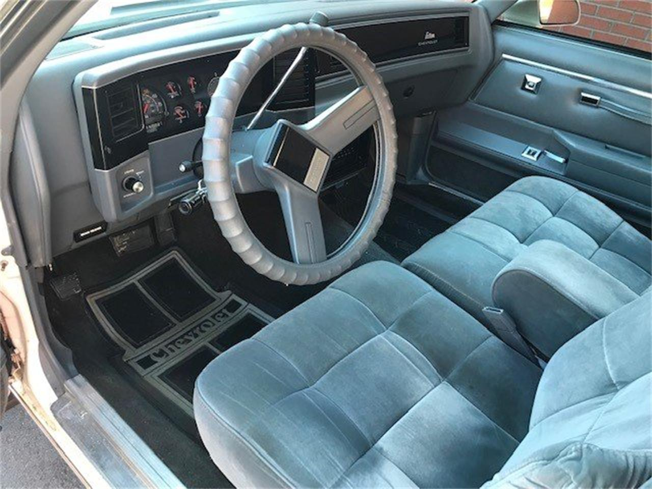 Large Picture of '87 El Camino Auction Vehicle - PASI