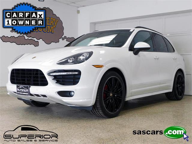 Picture of 2013 Cayenne located in Hamburg New York Offered by  - PDH2