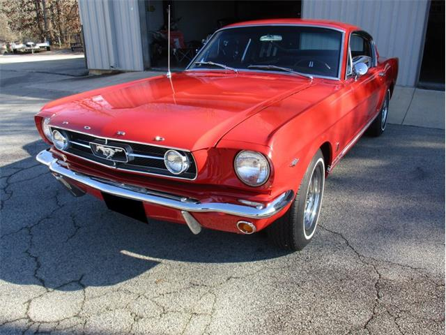 Picture of Classic 1965 Ford Mustang located in North Carolina Auction Vehicle - PDH8