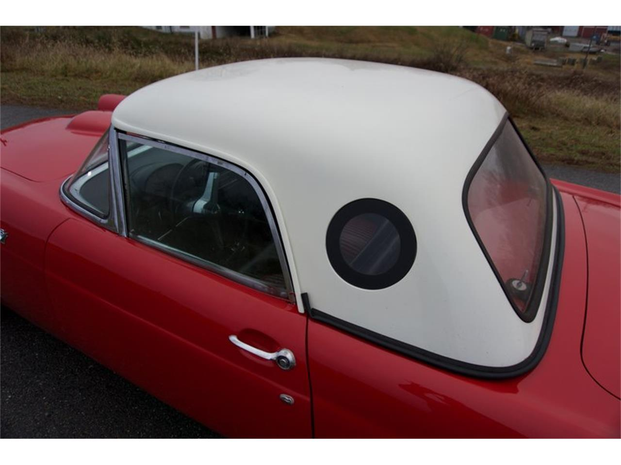 Large Picture of 1955 Ford Thunderbird Auction Vehicle Offered by GAA Classic Cars Auctions - PDHS