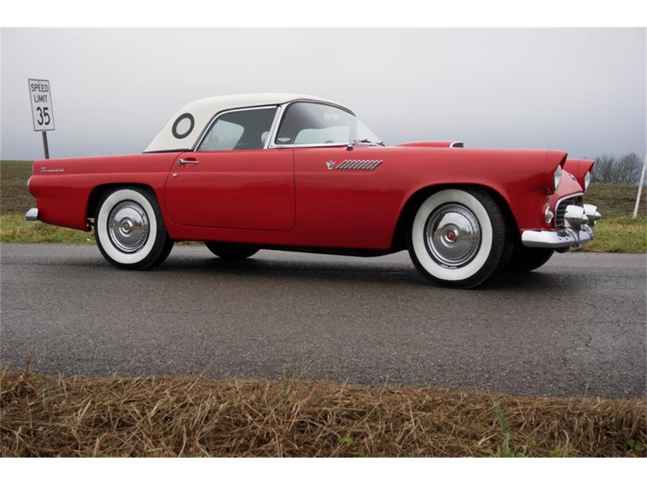 Large Picture of '55 Thunderbird located in North Carolina Offered by GAA Classic Cars Auctions - PDHS