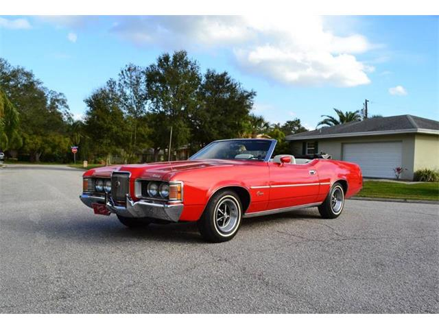 Picture of '72 Mercury Cougar located in Clearwater Florida Offered by  - PDI9