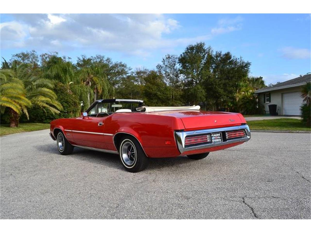 Large Picture of '72 Cougar - PDI9