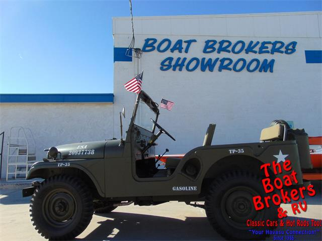 Picture of Classic '53 Jeep Military located in Lake Havasu Arizona - $17,995.00 - PDIA