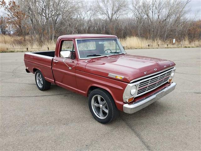 Picture of '69 Ford F100 located in West Pittston Pennsylvania Offered by  - PDIG