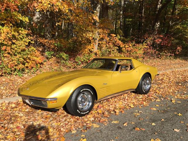 Picture of Classic 1971 Corvette - $29,900.00 - PDIN