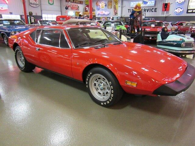 Picture of '74 De Tomaso Pantera located in Greenwood Indiana - $139,000.00 - PDJK