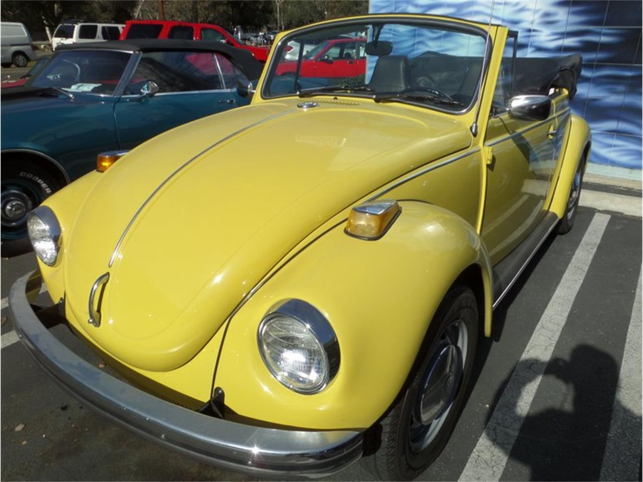 Large Picture of '72 Beetle - PDJQ