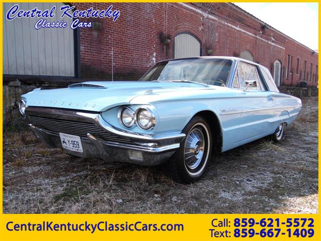 Picture of Classic 1964 Ford Thunderbird located in Paris  Kentucky - $12,500.00 Offered by  - PDK1