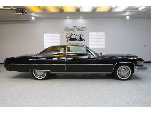 Picture of '76 Cadillac Coupe DeVille located in Sioux Falls South Dakota - PDK6