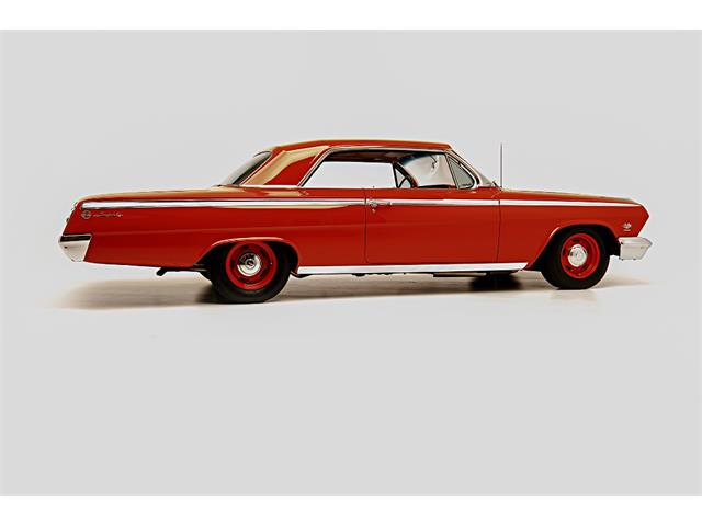 Picture of Classic '62 Chevrolet Impala located in orange California - $81,500.00 Offered by  - PDKK