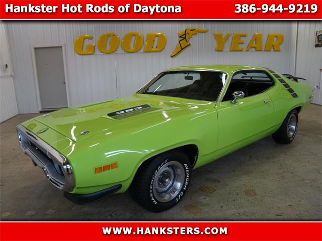 Classic Plymouth Road Runner For Sale On Classiccars Com