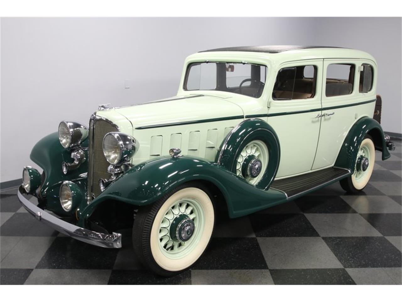 Large Picture of Classic '33 Buick Series 50 located in North Carolina - PDL1