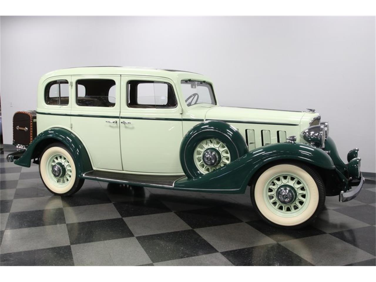Large Picture of Classic '33 Buick Series 50 located in North Carolina Offered by Streetside Classics - Charlotte - PDL1