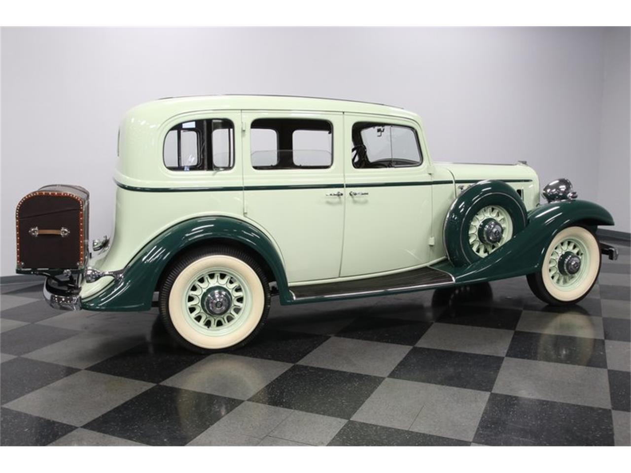 Large Picture of Classic 1933 Buick Series 50 located in North Carolina - $38,995.00 Offered by Streetside Classics - Charlotte - PDL1