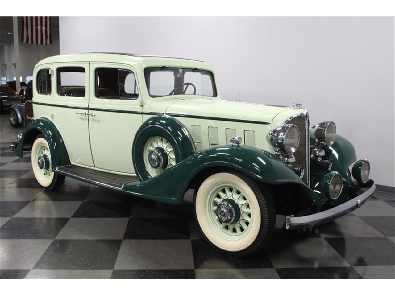 Large Picture of Classic 1933 Buick Series 50 - $38,995.00 - PDL1