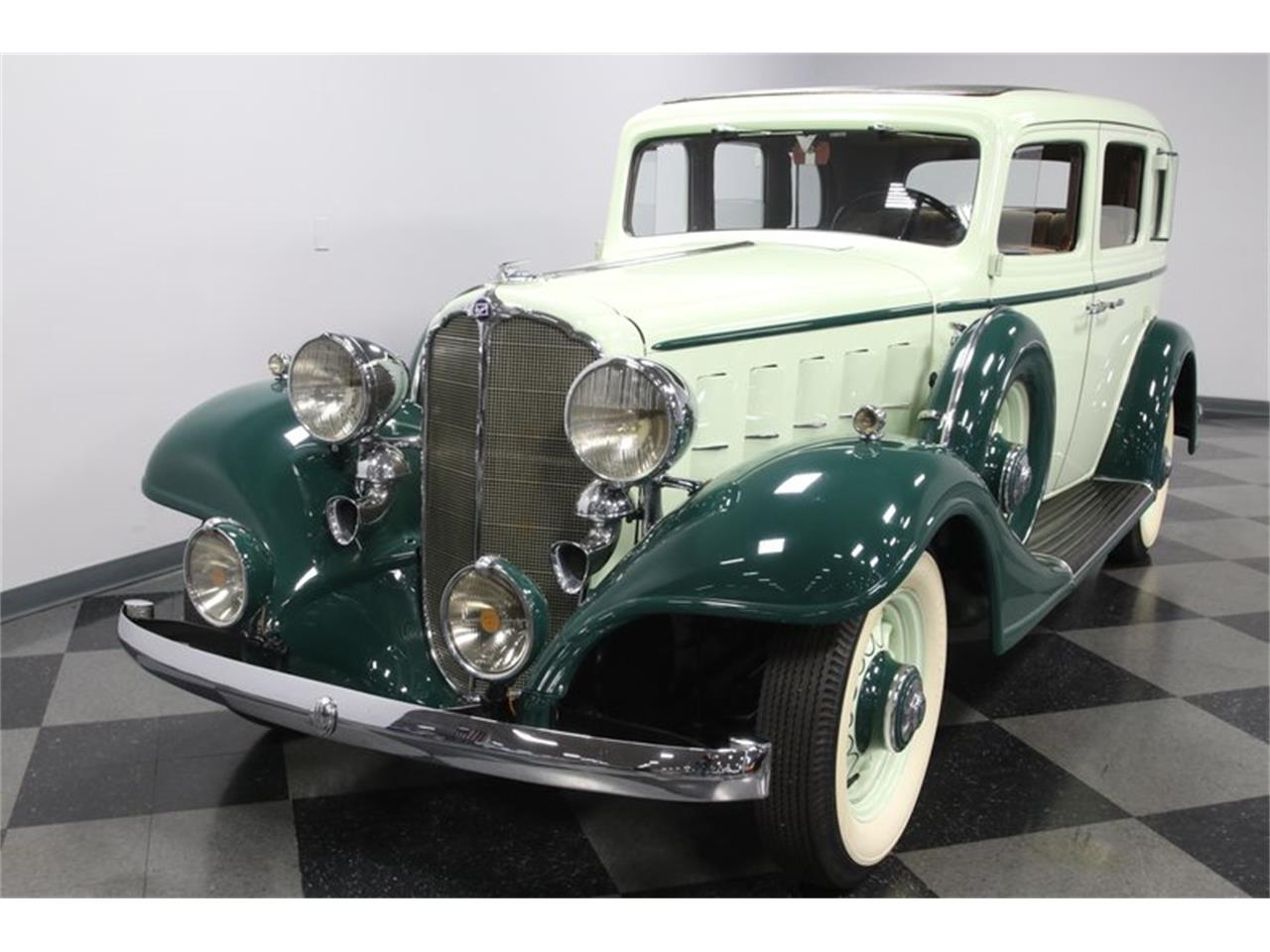 Large Picture of 1933 Buick Series 50 located in North Carolina - $38,995.00 Offered by Streetside Classics - Charlotte - PDL1