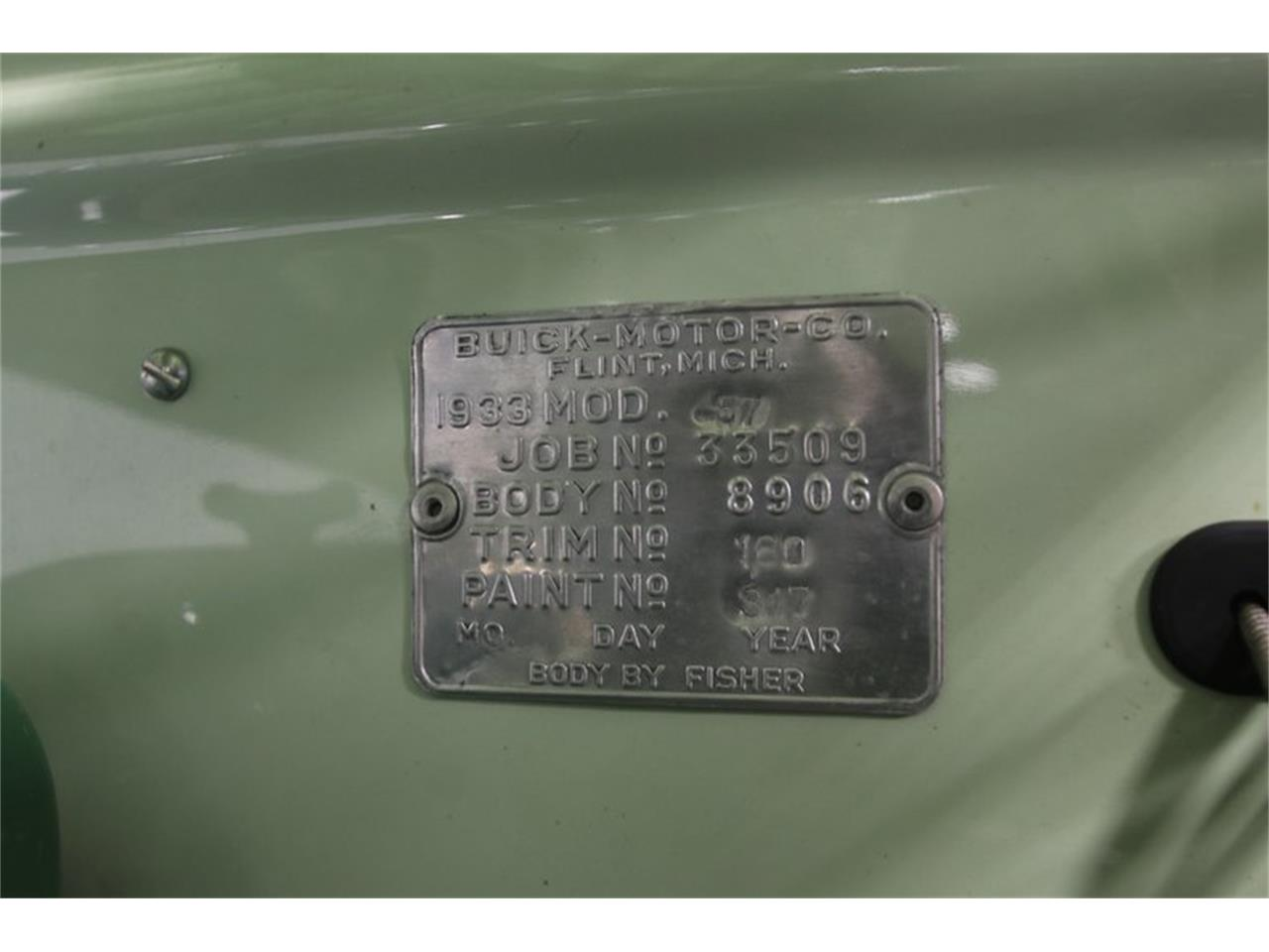 Large Picture of Classic '33 Buick Series 50 - $38,995.00 Offered by Streetside Classics - Charlotte - PDL1