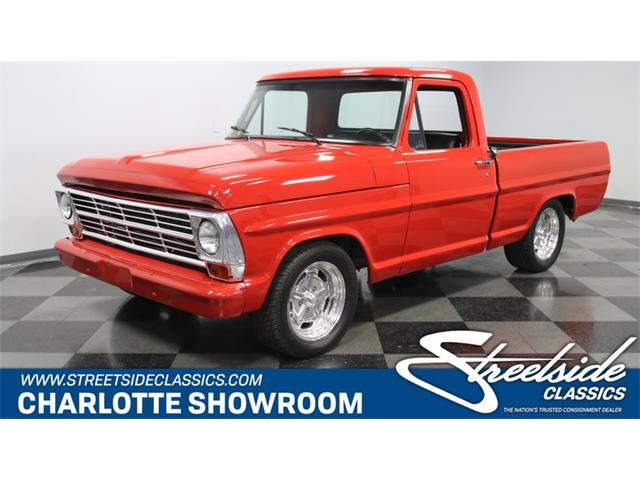 Picture of '70 F100 - PDL4