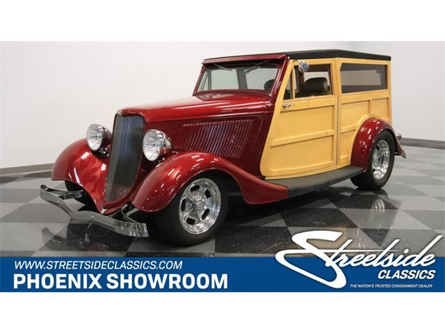 Picture of '33 Woody Wagon - PDLB