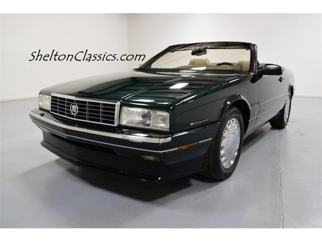 Picture of '93 Cadillac Allante located in North Carolina - $14,995.00 Offered by  - PDLI