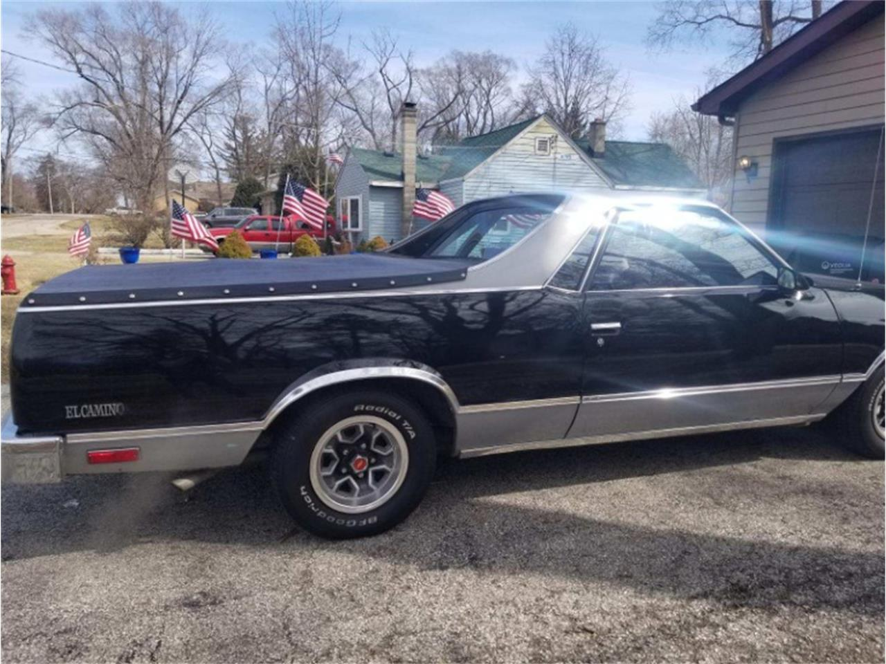 Large Picture of '87 El Camino - PDLL