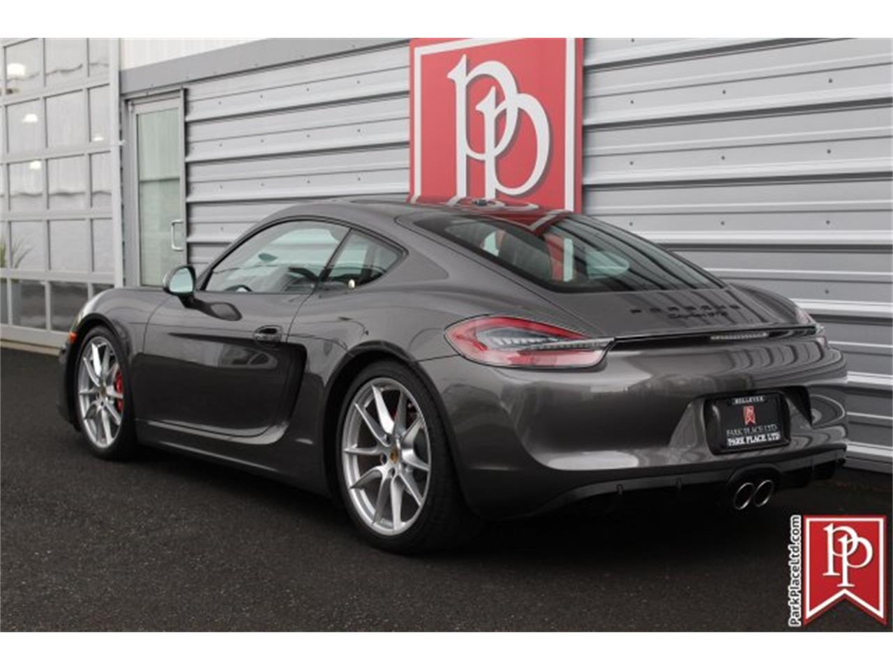 Large Picture of '16 Cayman - PDLT