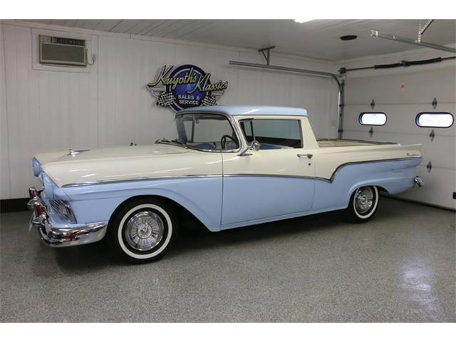 Picture of 1957 Ranchero located in Stratford Wisconsin - $38,995.00 Offered by  - PDM6
