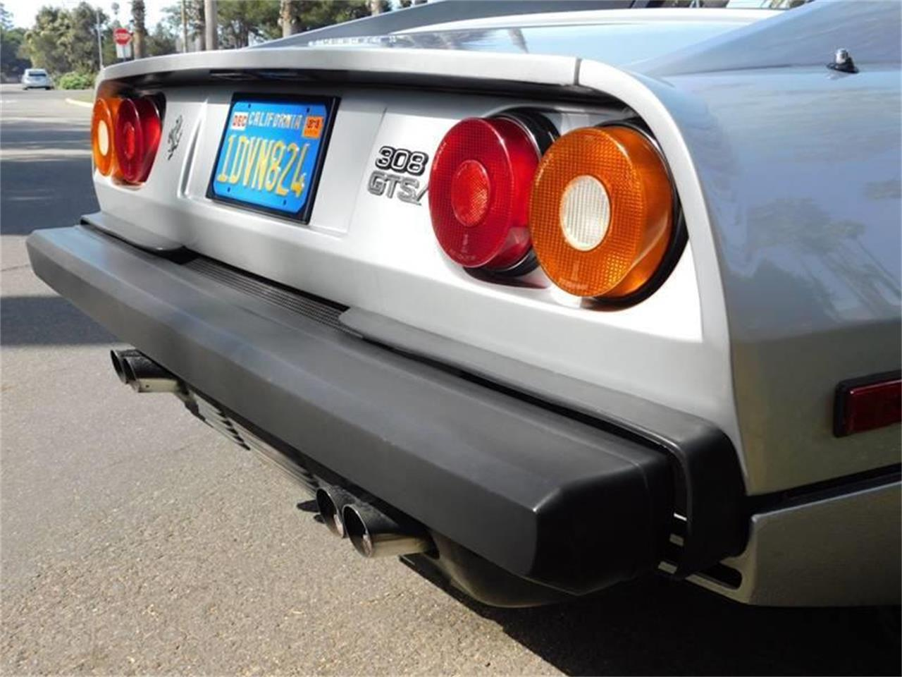 Large Picture of '81 308 GTS - PDNF