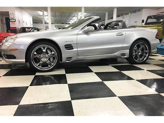 Picture of 2003 Mercedes-Benz SL-Class located in New York - PAIX