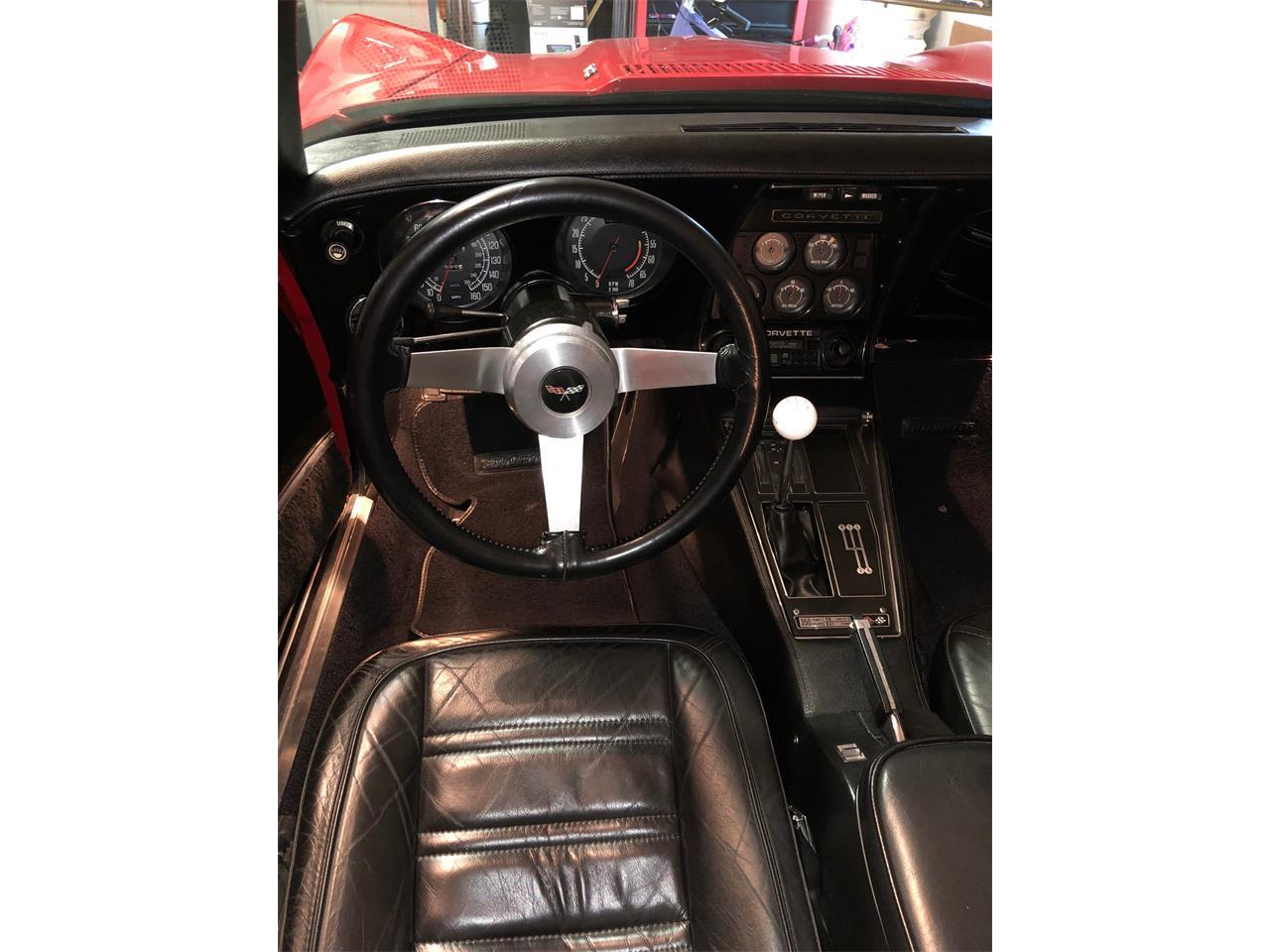 Large Picture of '74 Corvette - PDNU