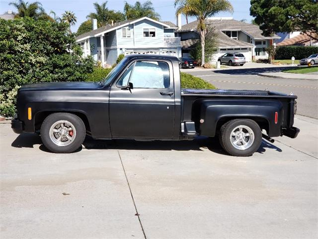 Picture of '74 Chevrolet C/K 10 located in Huntington Beach California Offered by a Private Seller - PDO2