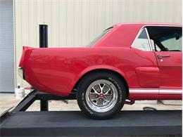 Picture of Classic 1966 Mustang located in Fredericksburg Texas - PDPA