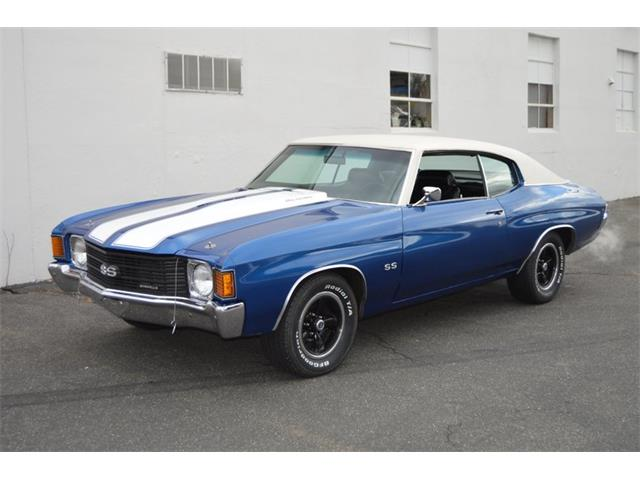 Picture of Classic '72 Chevrolet Chevelle located in Massachusetts Offered by  - PDPW