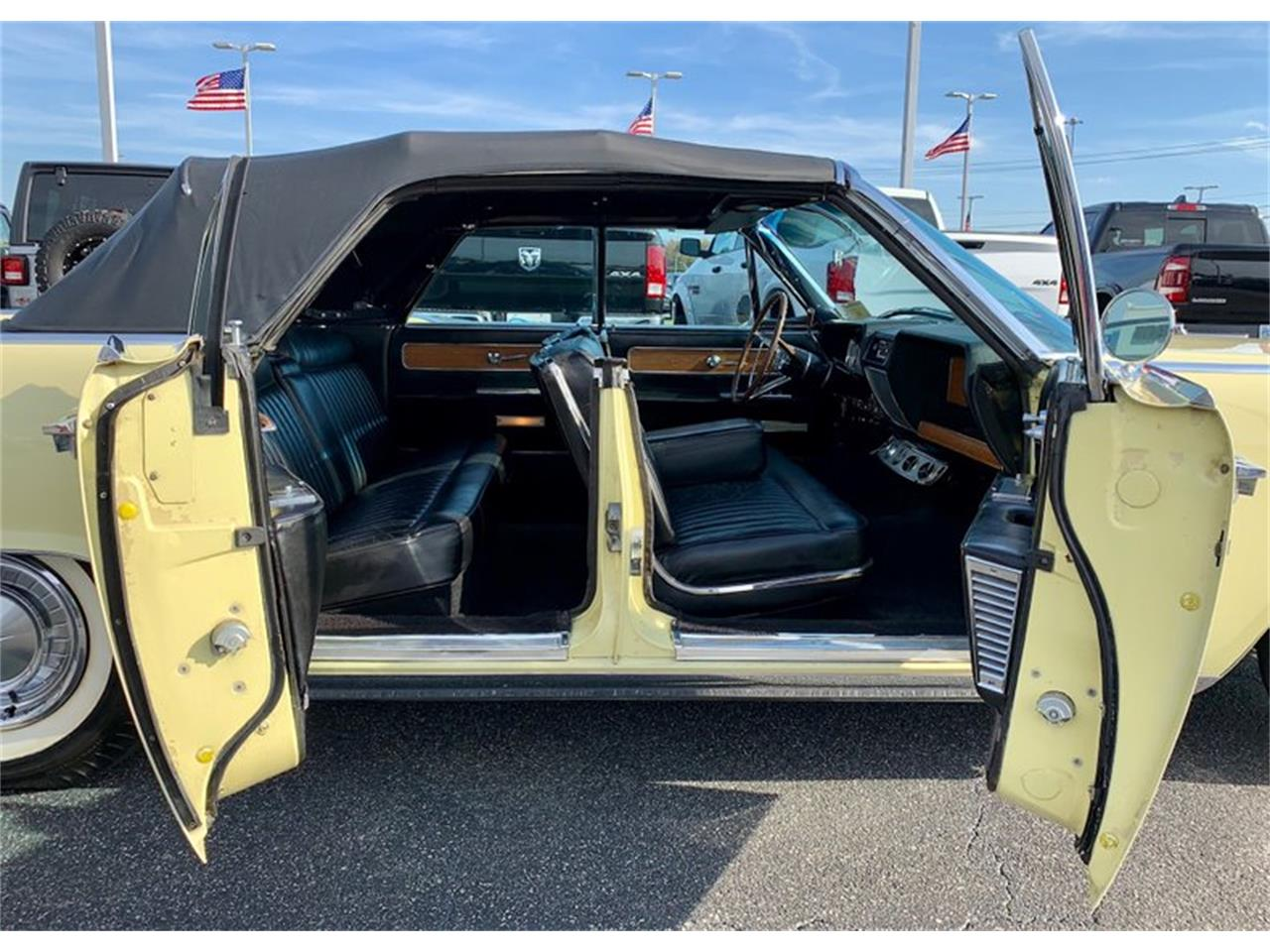 Large Picture of Classic 1961 Continental located in Greensboro North Carolina Offered by GAA Classic Cars Auctions - PATF