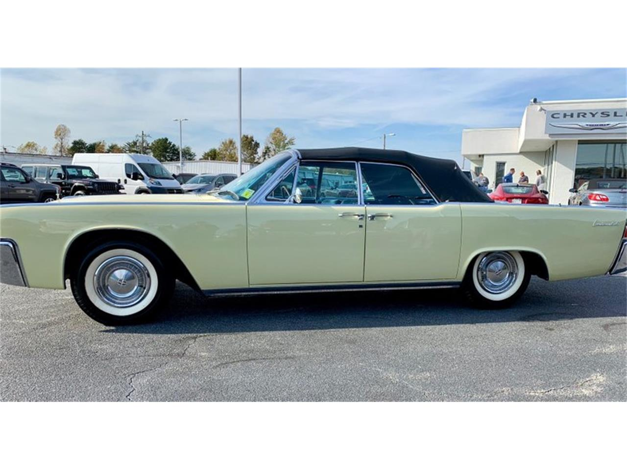 Large Picture of '61 Continental - PATF
