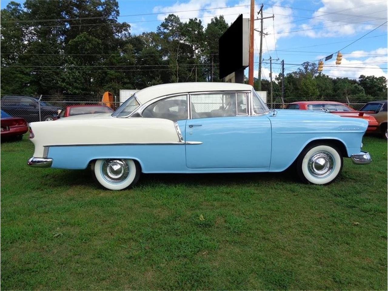 Large Picture of '55 Chevrolet 210 Auction Vehicle Offered by GAA Classic Cars Auctions - PATO