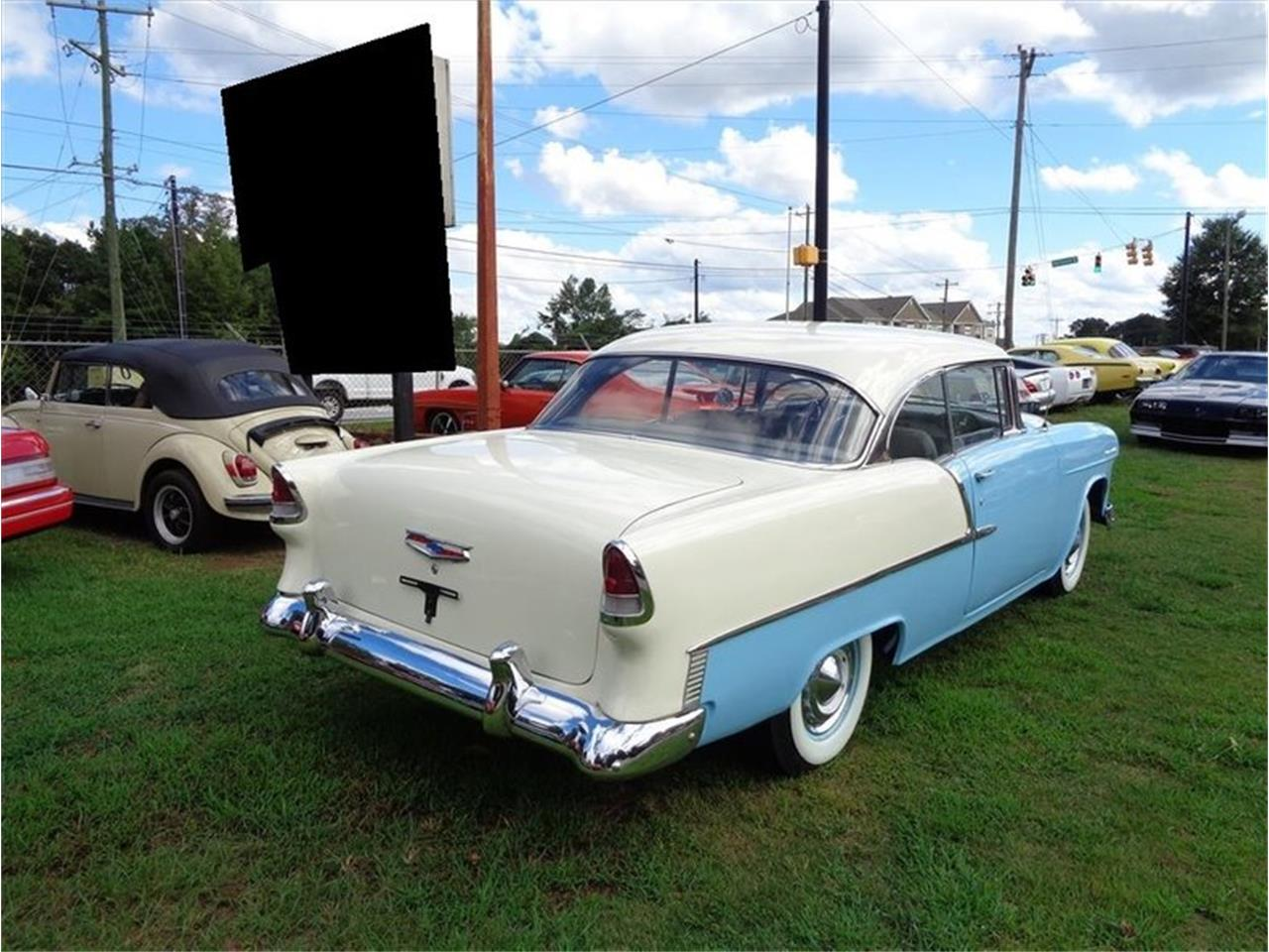 Large Picture of 1955 Chevrolet 210 located in North Carolina - PATO