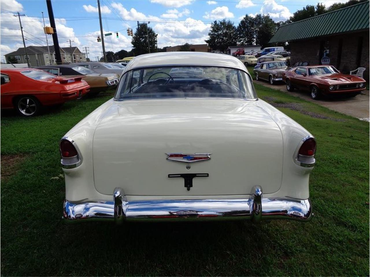 Large Picture of Classic '55 Chevrolet 210 located in North Carolina Auction Vehicle Offered by GAA Classic Cars Auctions - PATO