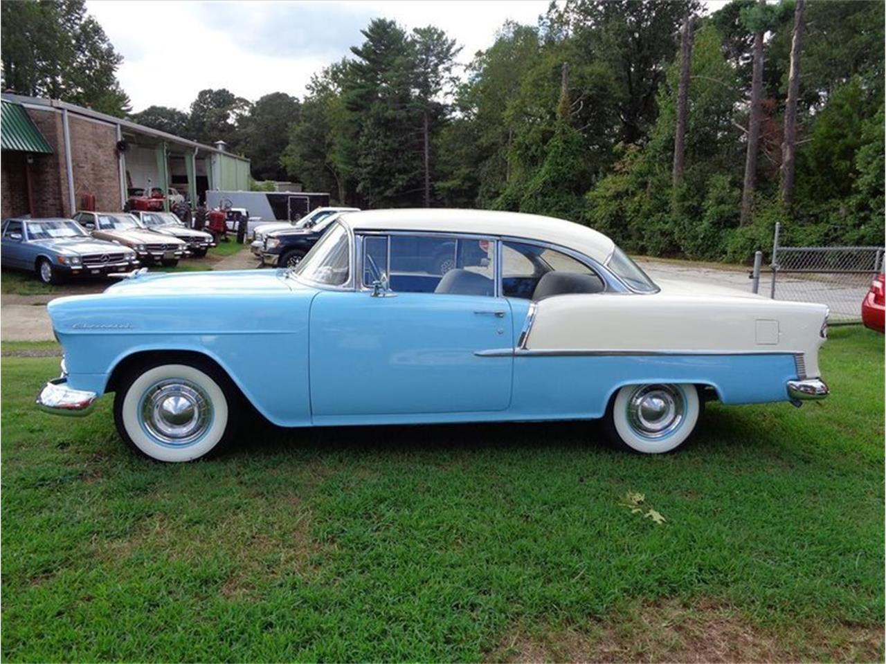 Large Picture of 1955 Chevrolet 210 located in Greensboro North Carolina Auction Vehicle Offered by GAA Classic Cars Auctions - PATO
