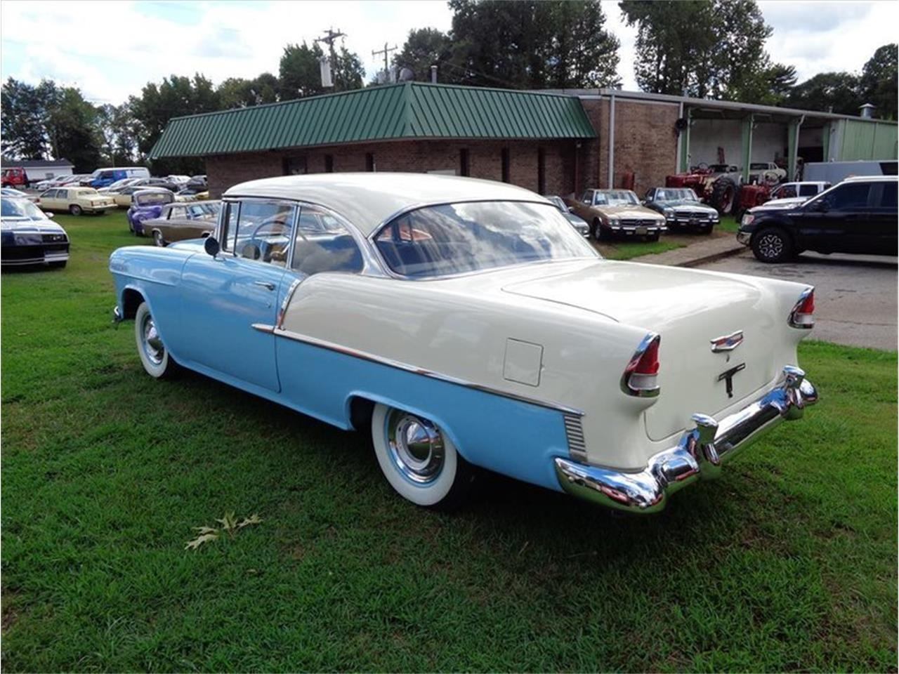 Large Picture of Classic '55 210 located in Greensboro North Carolina Offered by GAA Classic Cars Auctions - PATO