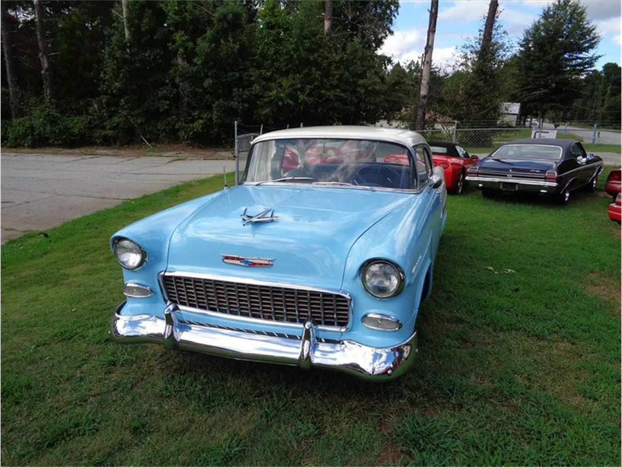 Large Picture of Classic '55 210 located in North Carolina Auction Vehicle - PATO