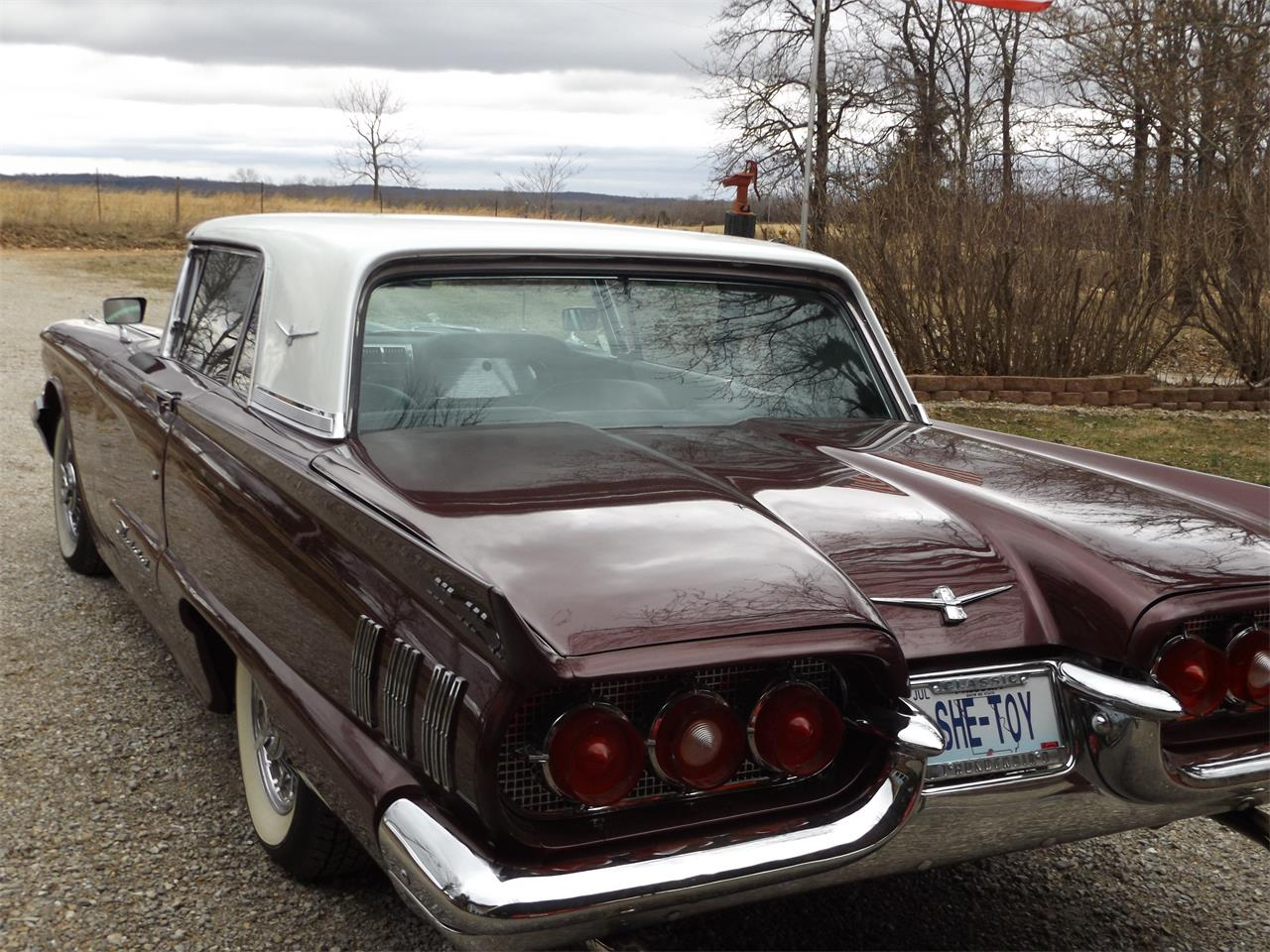 Large Picture of '60 Thunderbird - PDTH